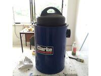 Clarke Vacuum dust extractor-almost brand new