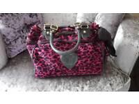 Designer juicy couture handbag