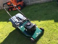Hayter harrier 56 petrol self propelled rotary mower