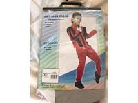Michael Jackson costume £15