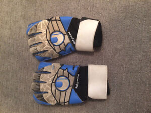 UHL sport goalie gloves