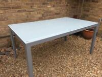 B&Q Outdoor Dining Table