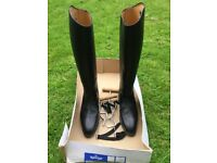 Koigns riding boots unisex size 6 and half