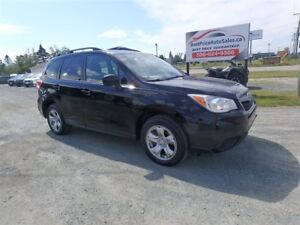 2015 Subaru Forester 2.5i AWD! CERTIFIED!