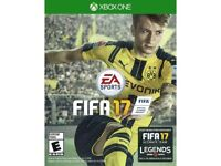 Fifa 17 for Xbox one