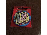 18 badge *new*