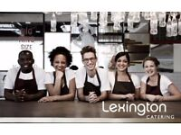 IMMEDIATE START, Full Time / Part Time Hospitality Assistant & Wait Staff - Central London. £9.75p/h
