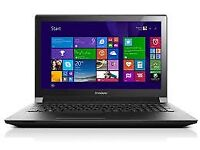 PROFESSIONALLY REFURBISHED LENOVO B50 LAPTOP 8GB RAM 320GB HD DUAL CORE WEBCAM DVD 12 MTH WRNTY MINT