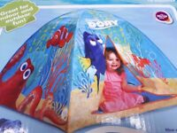 Finding Dory Play Tent. Boxed new and unopened