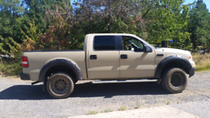 Armour coated ford f150 lariat