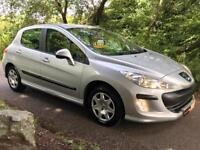 (59 Plate) Peugeot 308 1.6 S 5dr with One Year Warranty
