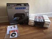 Canon Pixma MG5750 All In One Wireless Duplex Inkjet Printer/Scanner/Copier - Boxed + Ink + Manuals
