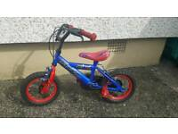 Huffy kids bike