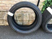 225/40/18 Kumho WP71 92 V XL (WINTER Tyres) x5