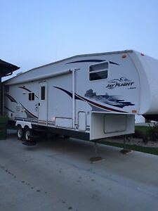 2007 Jayco 30.5 BHS 5th Wheel