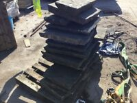 Yorkshire stone approx 6m2