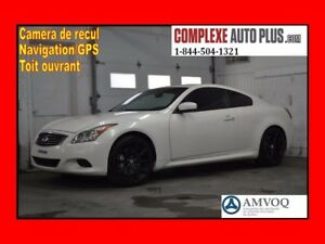 2010 Infiniti G37 s Sport Coupe *Toit,Cuir,Mags