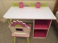 Vertbaudet girls desk
