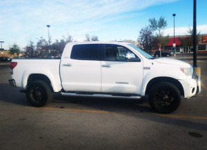 2008 Toyota Tundra Limited $25,000 OBO **Open to Trades***
