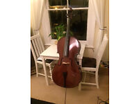 Full size Hofner Cello - Alfred Stingl
