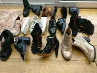 Women's shoes/boots/trainers size 5