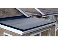 All New garage flat roof from £850 supplied and fitted in Rubber 25y guarantee