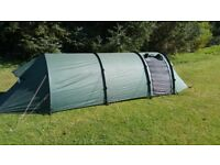 Hilleberg Keron 2 GT, 2 person, 4 Plus Season Black Label Tunnel Tent