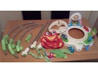 Fisher Price Rainforest Jumperoo - All parts and box included, from smoke & pet free home