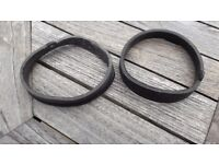 Yamaha RD/XS/SR etc - Rubber seals for speedo & revcounters