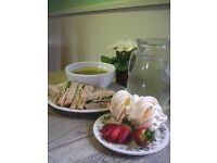 Part-time Assistant Manager required for the Birdhouse Tearoom, near Jedburgh, Scottish Borders