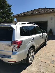 2011 Subaru Forester XT Limited with nav and low kms