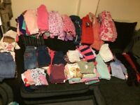 Enormous wardrobe full of clothes for Girls 3-4 years, inc Next, etc