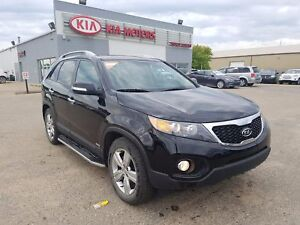 2013 Kia Sorento EX V6 Heated Seats & Steering - Navigation -...