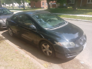 2009 Honda Civic Coupe LX - Saftied/Etested