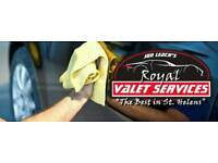 Valeting service st helens
