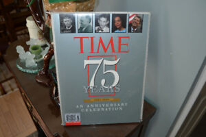 Time 75 Years, 1923-1998, An Anniversary Celebration