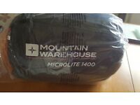 Microlite 1400 sleeping bag
