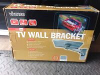 Brand new Tv wall bracket Up to 40kg,