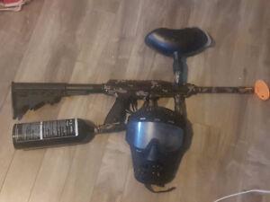 Paintball gun $80 OBO