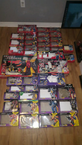 TRANSFORMERS G1 collection