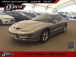 1999 Pontiac Firebird SUNROOF, CD PLAYER, SEATS 4