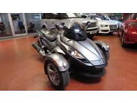 2011 CAN-AM SPYDER