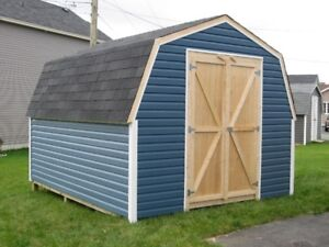 SHED ( built on site)