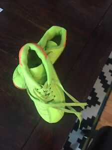 Child (Size 11) cleats. Only worn one summer.