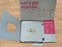 Sky Hub (SR101 - White)