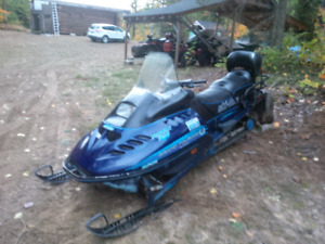 Parts Sled/ Project Sled
