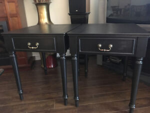 Bombay End Tables immaculate condition