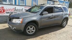 2006 Pontiac Torrent FWD   1 YEAR FREE WARRANTY