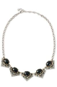 Stella and Dot Rory Necklace - Black