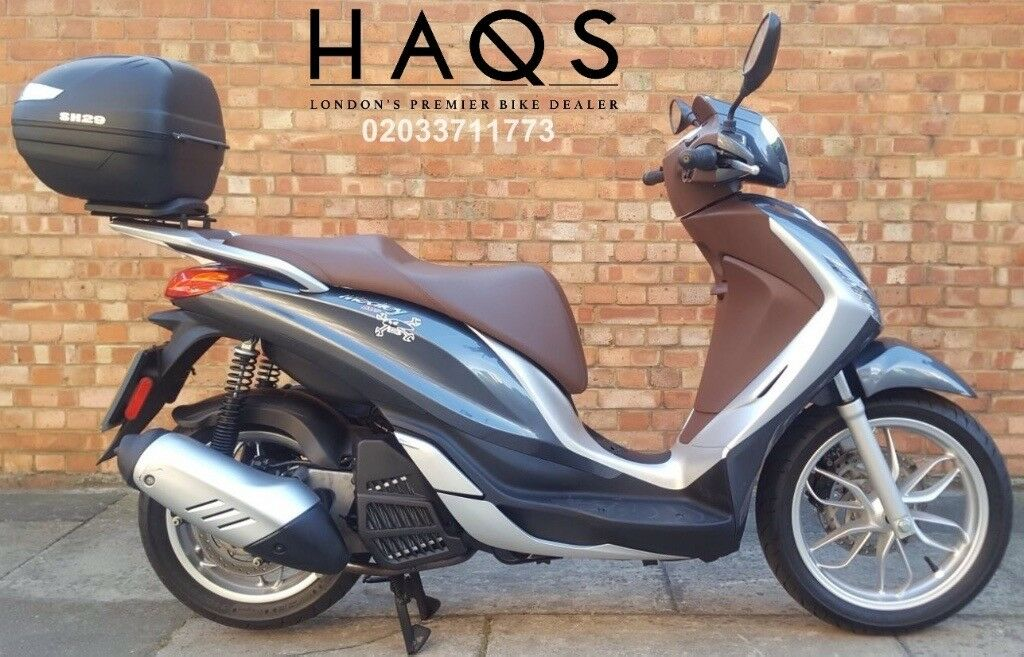 piaggio medley, spotless condition, only 618 miles! | in tower